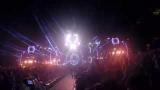 David Guetta -Titanium Live @Ultra Music Festival 2014 | GoPro