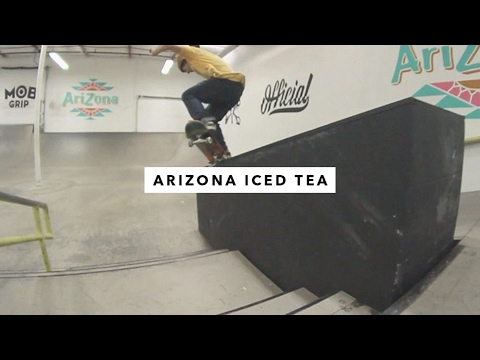 Arizona Iced Tea skateboarding video