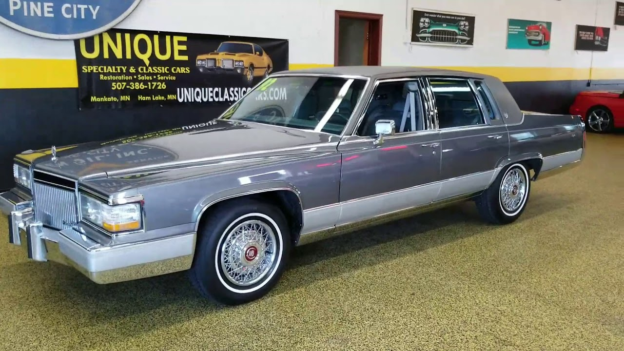 1992 Cadillac Brougham , 20k actual miles for sale