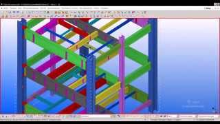 Пользовательские компоненты Tekla Structures