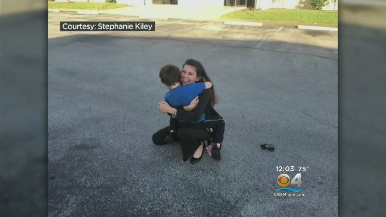 Missing Boy Reunited With His Mom After Four Years