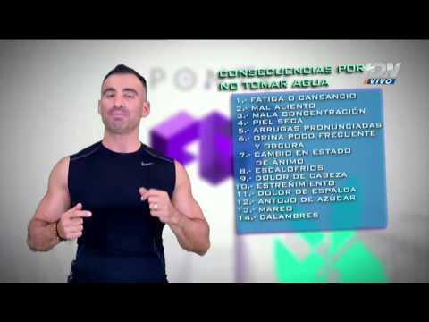 Diego di marco te explica las 15 consecuencias de no tomar for Toma de agua