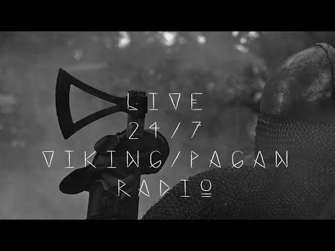 Herknungr Live 24/7 Viking/Pagan Radio ⚔️🛡️🪓