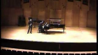 Strauss Oboe-Concerto 1.Allegro-Moderato , Vadim von Liebieg