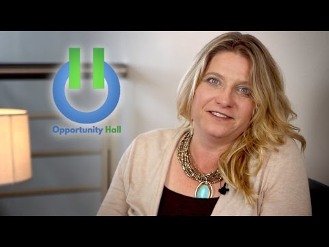 Match Your Mission And Beliefs With Companies - Opportunity Hall With Amy Edge