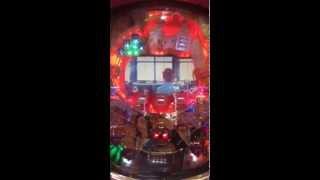 熊本県大牟田市つかさ大牟田店でCR及川奈央のフルーツスキャンダルを打...