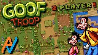 SNES Atlas: Disney's Goof Troop (Full TAS)