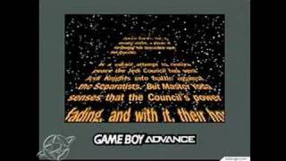 Star Wars: The New Droid Army Game Boy Gameplay