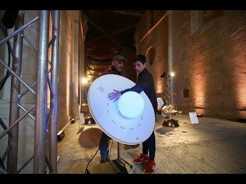 """""""Les Sculpteurs de sons"""" éveillent vos sens à l'Abbaye d'Arthous"""