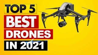 Best Drone 2021 [TOP 5 Picks in 2021] ✅✅✅