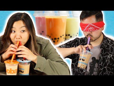 Blind Taste Test: Bubble Tea Shops