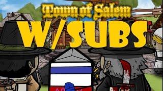 Town of Salem W/Subs | The Danger of a Hidden Vet | Forger Schemes