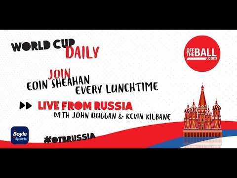 WATCH | #WorldCupDaily: Spain's Saipan? Lopetegui Sacked! JD, live Russia, World Cup Power Rankings!