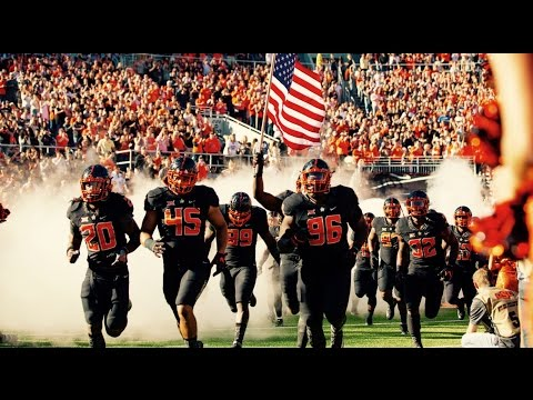 Oklahoma State Football Bedlam 2016 Hype