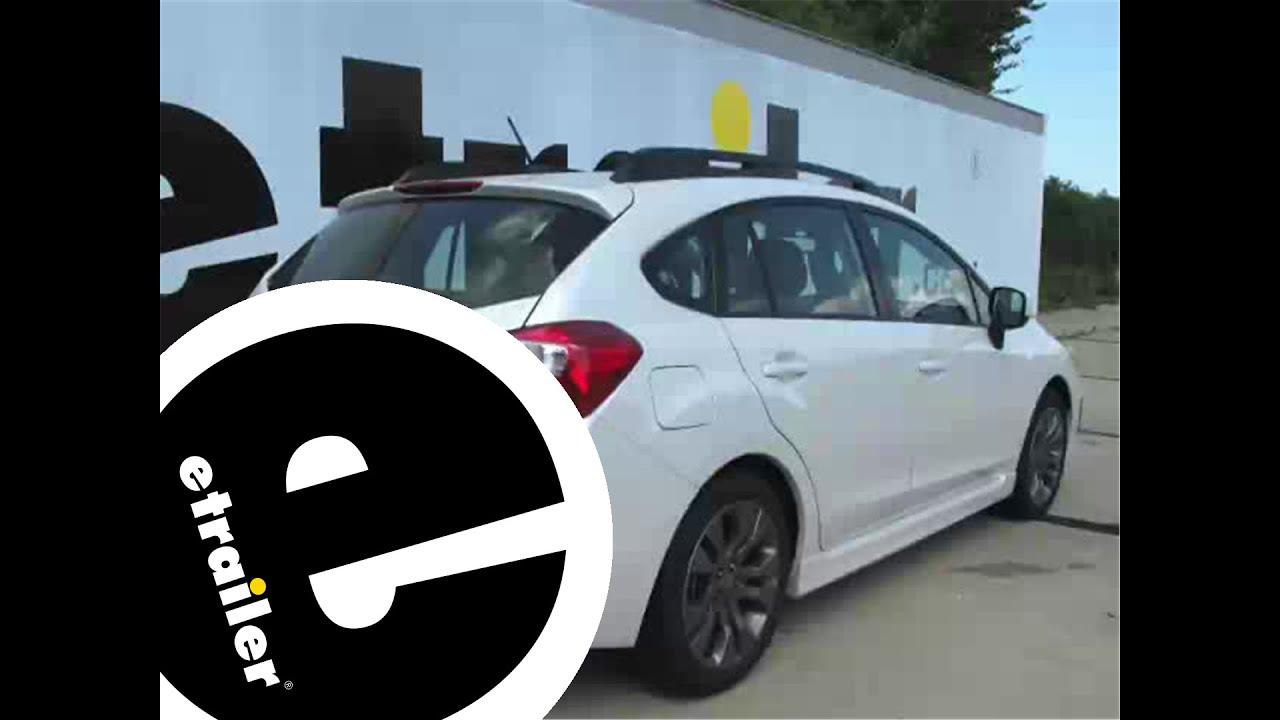 install trailer hitch 2014 subaru impreza c11286 etrailercom