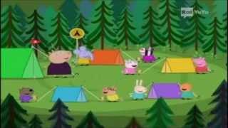 Repeat youtube video Doppiaggio Napoletano Peppa Pig