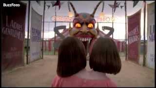 American Horror Story: Freak Show Season 4 New Trailer HD