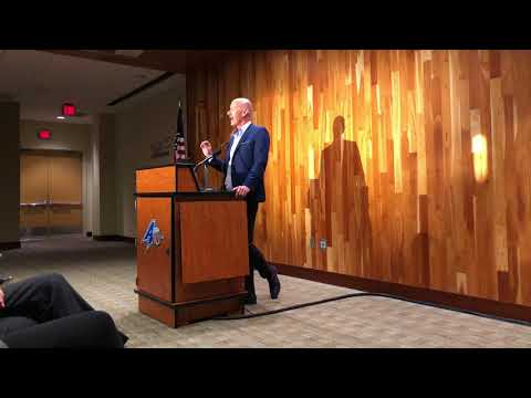 4/18/18 - UNCA Presentation by Chris Burbank of the Center for Policing Equity