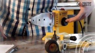 видео Сварка полипропиленовых труб. Методы, технологии. Порядок выполнения работ