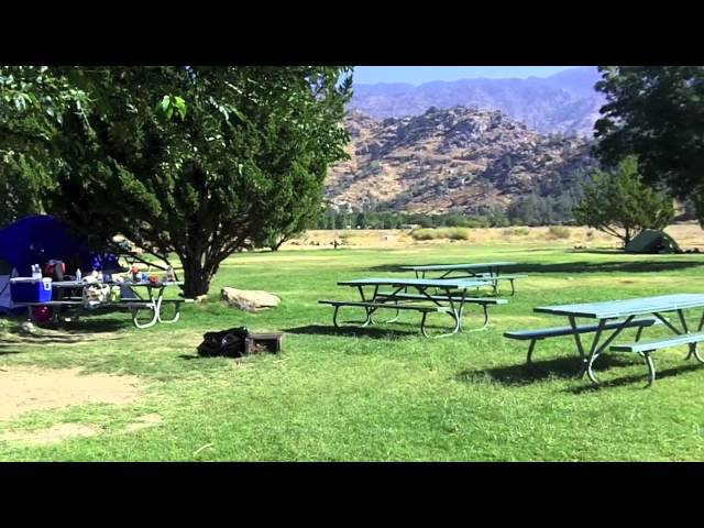 Kern Valley Airport Camping L05