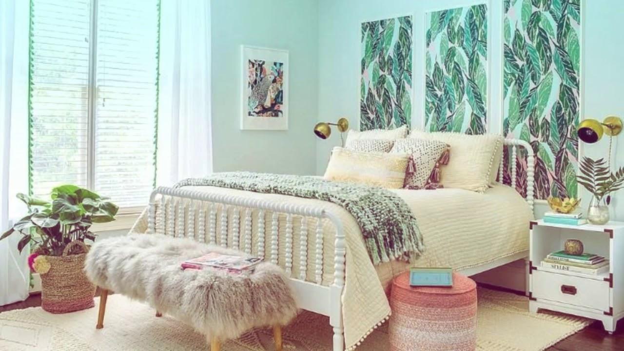 Comment réussir la déco tropicale dans la chambre à coucher?