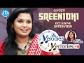 Singer Sreenidhi Exclusive Interview || Melodies And Memories #14