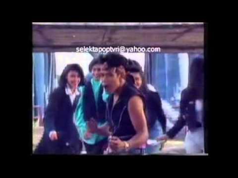 Hari Mukti-Nona nona ( Video Klip asli TVRI 1989)