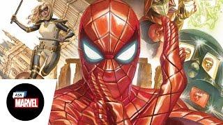 Ask Marvel: Nick Lowe - Spider-Man Editor