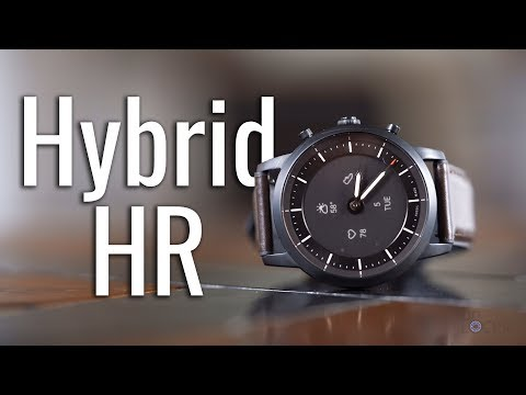 Fossil Hybrid HR Complete Walkthrough: Best Of Both Worlds