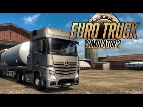 Radom (Poland) to Ramsey (isle of man,GB)   Euro Truck Simulator 2 with promods map