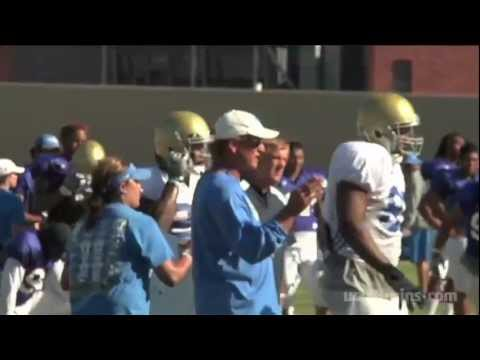 UCLA Head Coach Rick Neuheisel Mic'ed Up