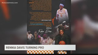 Sports: Rennia Davis Joins 2021 WNBA Draft