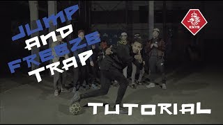 JUMP AND FREEZE TRAP - Street Lions Tutorial - EASY MAN
