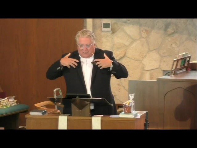 Worship Service - July 25, 2021 - The Age of Contentment
