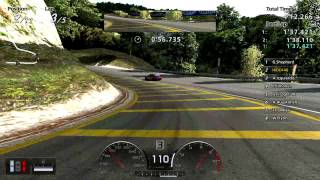 PS3 GT5(グランツーリスモ5)の配信イベント「PP500/FRチャレンジ トライ...