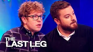 Day Off Work For Royal Wedding? - The Last Leg