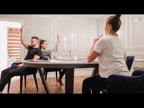 OUR FIRST DINNER PARTY AT THE NEW HOUSE | Lydia Elise Millen