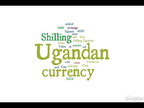 Ugandan Currency - Shilling
