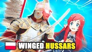 THEN THE WINGED HUSSARS ARRIVED   | Poland vs Anime Meme