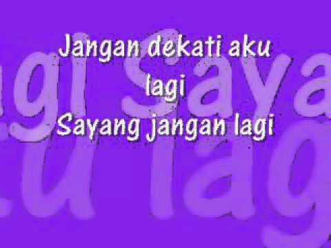 ASHANTY Dulu Lyrics