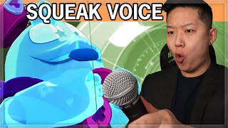 SQUEAK: Voice Lines / Animations / Gameplay 🌐