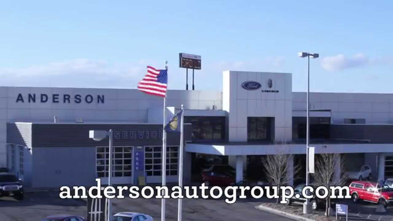 Anderson ford lincoln two free years of car washes
