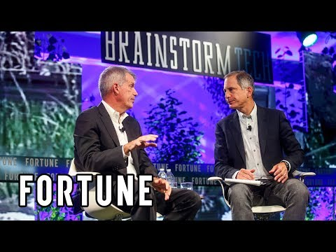 Big Banking with Wells Fargo CEO Tim Sloan I Fortune