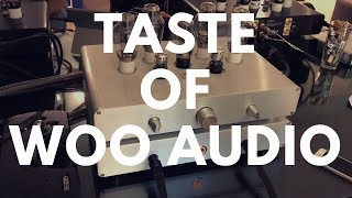 ► A Taste Of Woo Audio Headphone & Amp Listening Event 2018 🎧