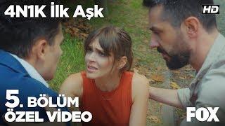Ela'nın yardımına Ali ve Tekin yetişti! 4N1K İlk Aşk 5. Bölüm