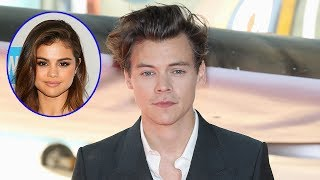 Harry Styles Reveals His FAVORITE Selena Gomez Song