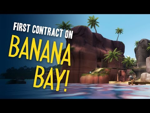 TF2 - First Jungle Inferno Contract on BANANA BAY!