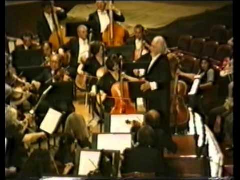 F.Mendelssohn Symphony No 3    Ohan Duryan (Ogan Durjan'narc conductor)