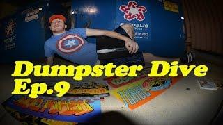 Dumpster Jerks Dumpster Dive ep.9