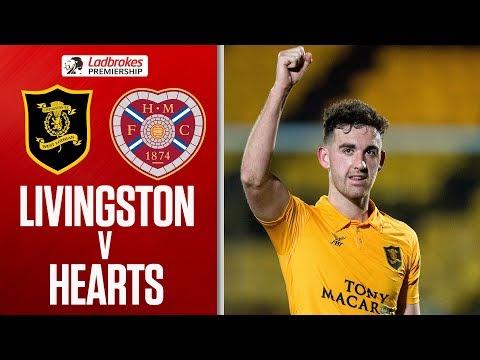 Livingston 5-0 Hearts | Livi Score 5 in 14 Minutes! | Ladbrokes Premiership